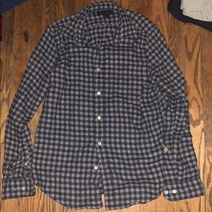 Bloomingdales Button Down Shirt